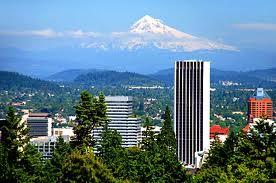 Portland Skyline 2